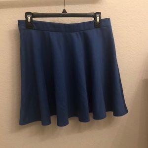 Dresses & Skirts - Royal blue skater skirt